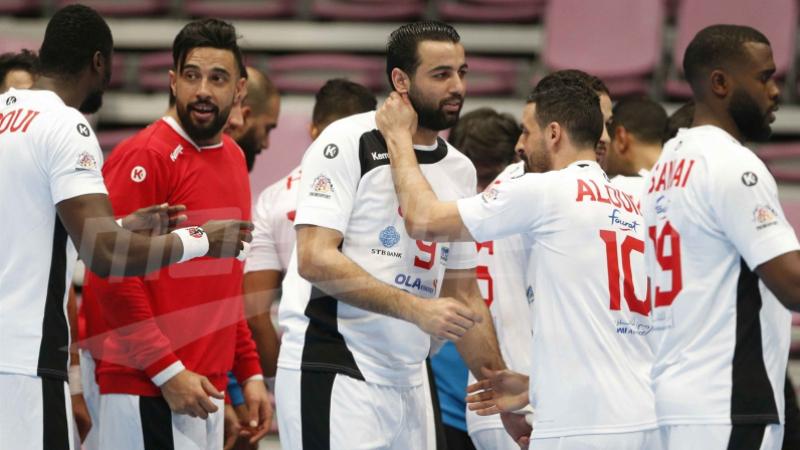المنتخب التونسي لكرة اليد يشارك في كأس القارات في قطر