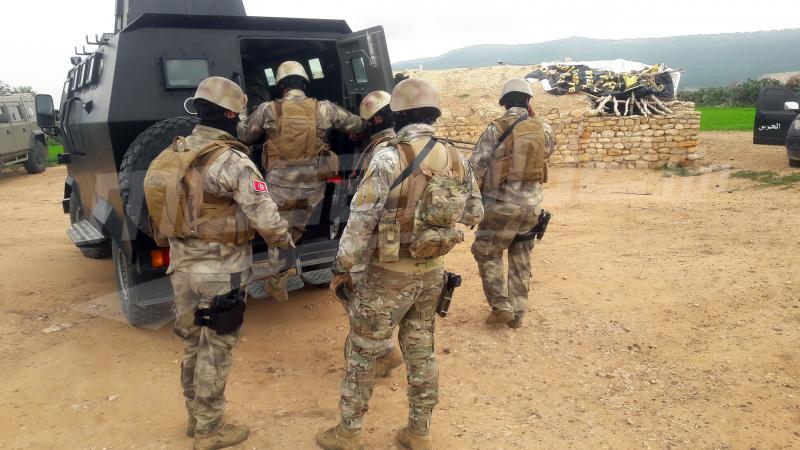 عاجل: القضاء على إرهابي في مرتفعات القصرين