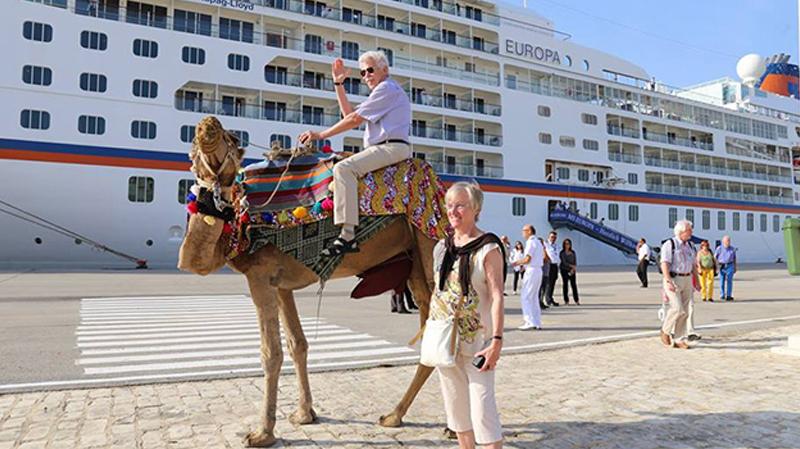 زيادة العائدات السياحية بنسبة 32 بالمائة