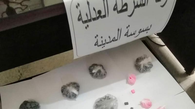 سوسة : القبض على شخصين بحوزتهما أقراص إكستازي