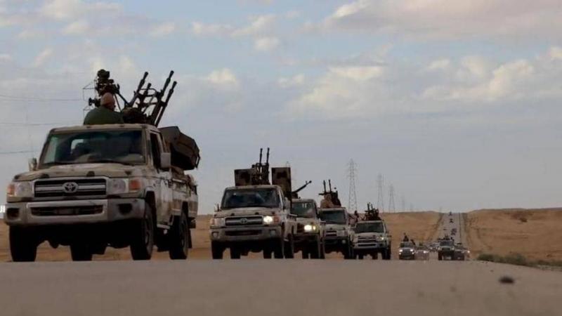 الجيش الليبي يعلن إسقاط ثالث طائرة تركية في أقل من يوم