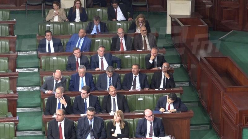 حكومة الفخفاخ تنال ثقة البرلمان