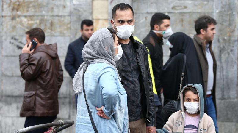 إيران تعلن إرتفاع عدد الوفيات بفيروس كورونا