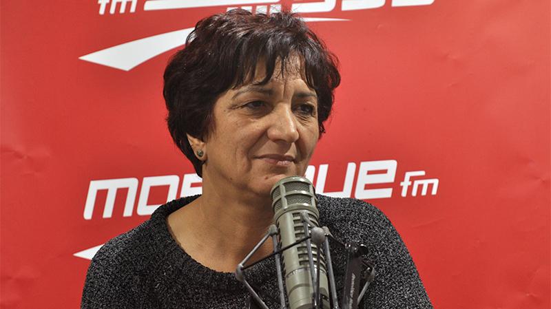 سامية عبو: لن أغير موقفي من حركة النهضة