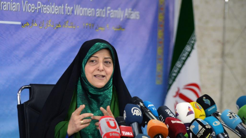 إيران: إصابة نائبة الرئيس بفيروس كورونا