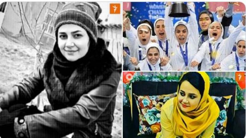 كورونا يودي بحياة لاعبة منتخب إيران لكرة القدم