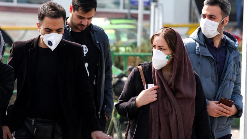 إيران تعلن إرتفاع عدد وفيات كورونا إلى 34