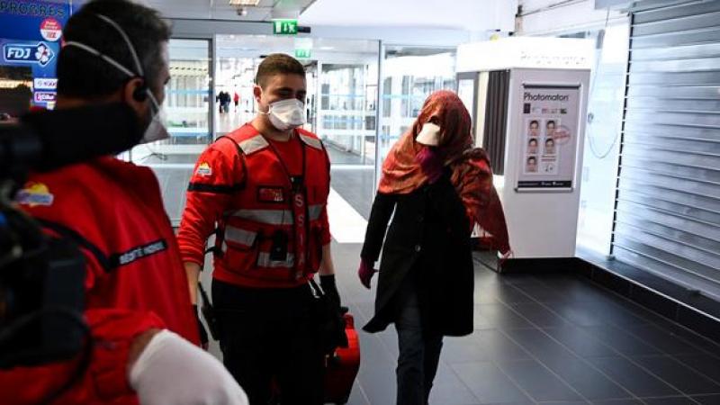 قائمة المدن الفرنسية التي أكدت تسجيل إصاباات بكورونا