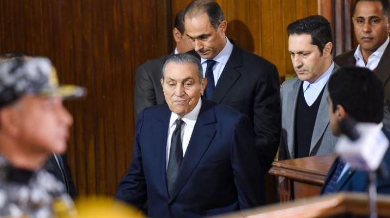 مبارك يترك وصيّة للمصريين في رسالة صوتية أخيرة