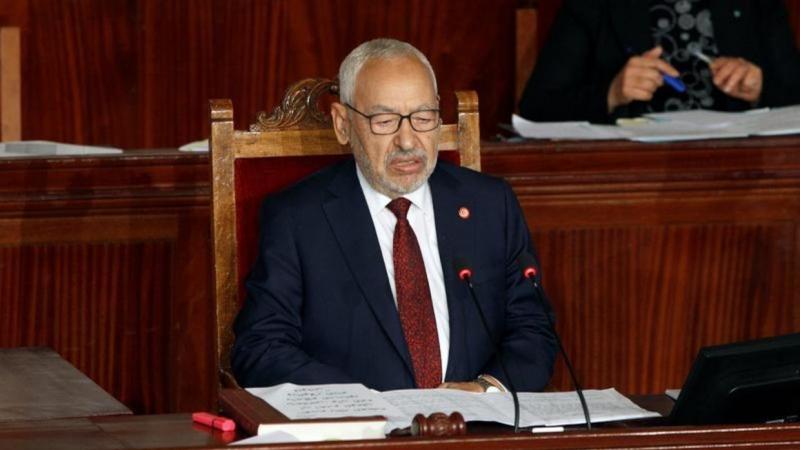الغنوشي يتعهّد بمكافحة الفساد في مجلس النواب