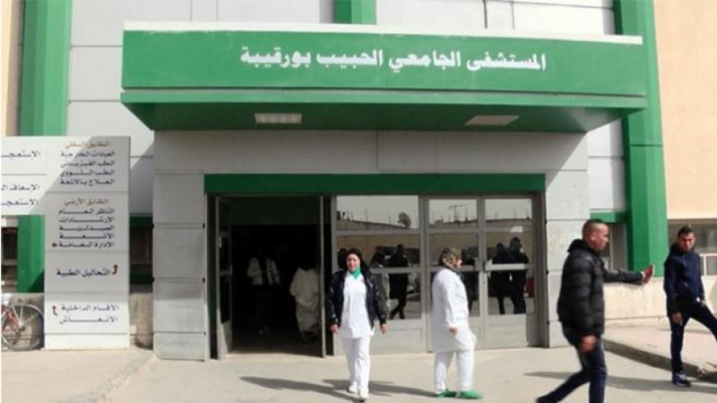 صفاقس: إصابة خامسة بكورونا وهلع في مستشفى الحبيب بورقيبة