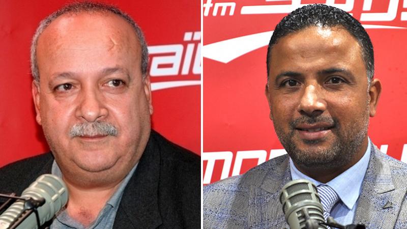 مخلوف يتهم اتحاد الشغل بالاعتداء على النائب محمد العفاس..والطاهري يرد