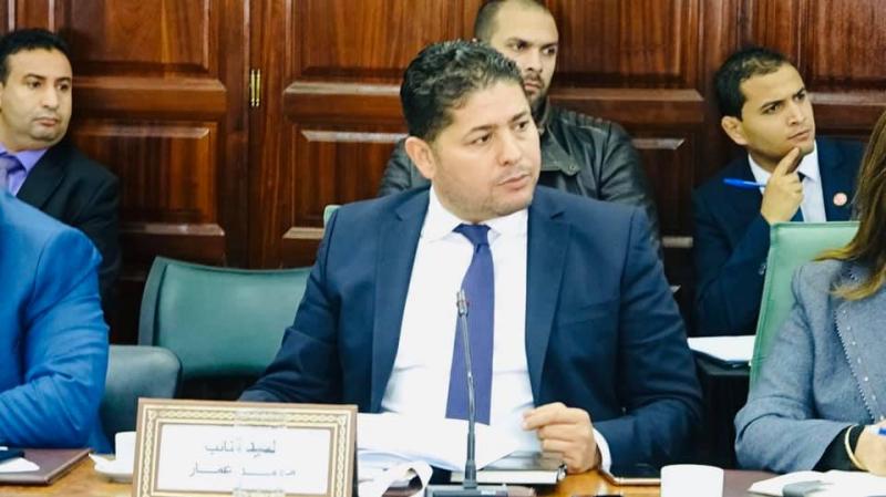 الناطق باسم التيار الديمقراطي يندّد بالإعتداء على نائب الإئتلاف