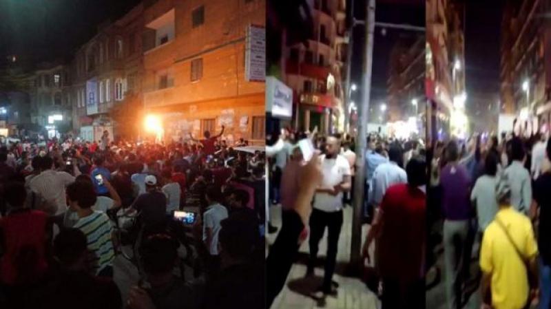 'الزموا منازلكم' عبارات وحّدت العالم إلا مصر: مظاهرة ضد الكورونا