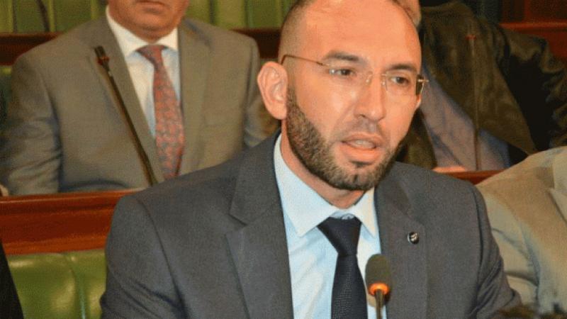 النائب محمد العفاس يقاضي المعتدين عليه
