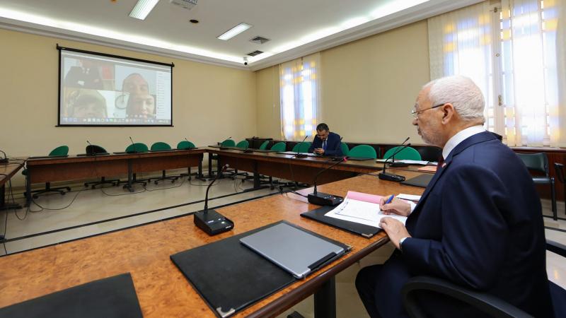 إحالة مشروع قانون التفويض إلى لجنة النظام الداخلي