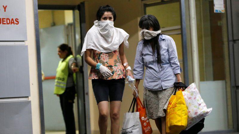 الأرجنتين تسجل أكبر عدد إصابات بكورونا في يوم واحد