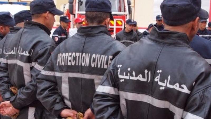 الكاف: وضع ثلاثة اعوان حماية مدنية قيد الحجر الصحي