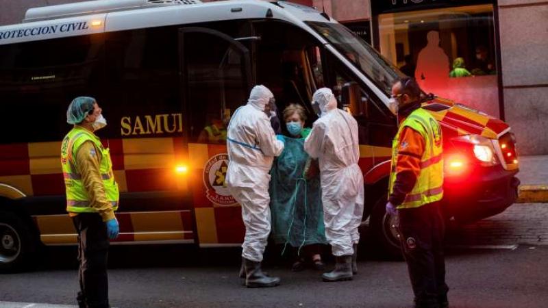 أرقام مرعبة.. 655 وفاة بكورونا في إسبانيا خلال يوم واحد