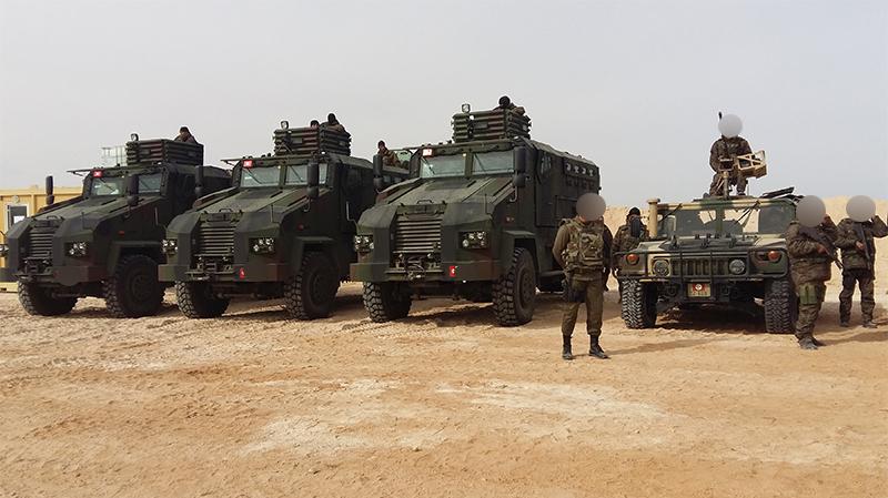 المؤسسة العسكرية ترفع من درجات اليقظة والاستعداد