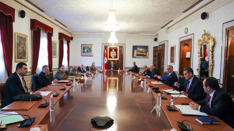 بسبب الوضع في ليبيا: اجتماع أمني بالقصبة لحماية البلاد من المخاطر