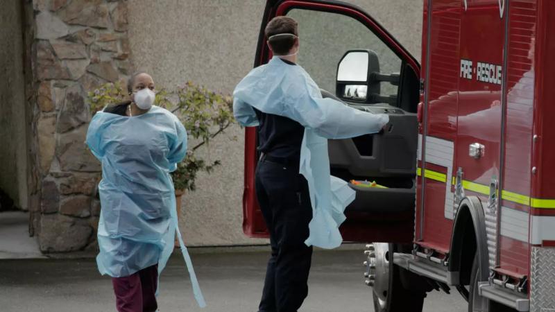 إصابات بفيروس كورونا: أمريكا تتجاوز إيطاليا والصين
