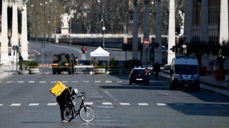 رقم مفزع في إيطاليا: وفاة حوالي 1000 شخص في يوم واحد