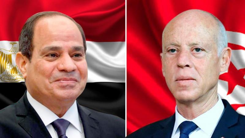 في مكالمة سعيّد والسيسي: تونس ومصر تتعاونان على مواجهة كورونا