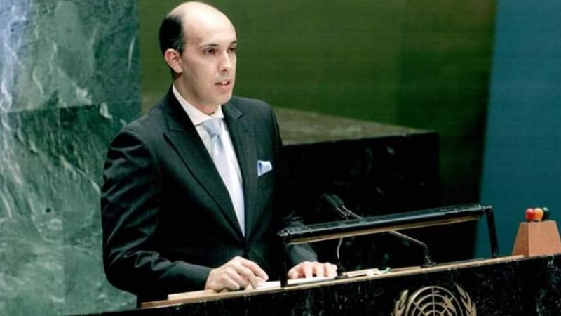 قيس قبطني سفيرا مندوبا دائما لتونس لدى الأمم المتحدة بنيورورك