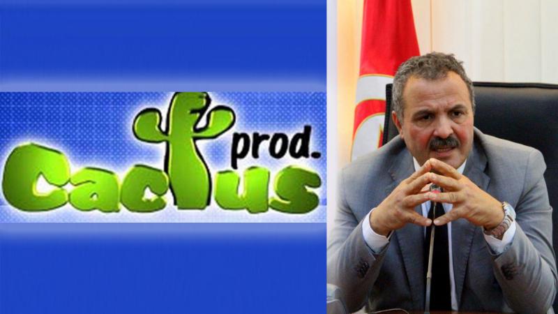 كاكتوس تعتذر وتبرئ قناة التاسعة مما حصل في برنامج علاء الشابي