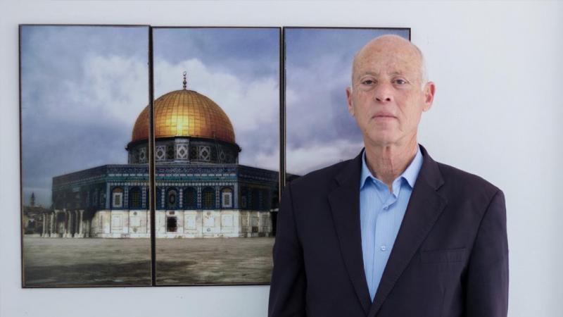 رئاسة الجمهورية تدعو لدعم فلسطين في مواجهة كورونا