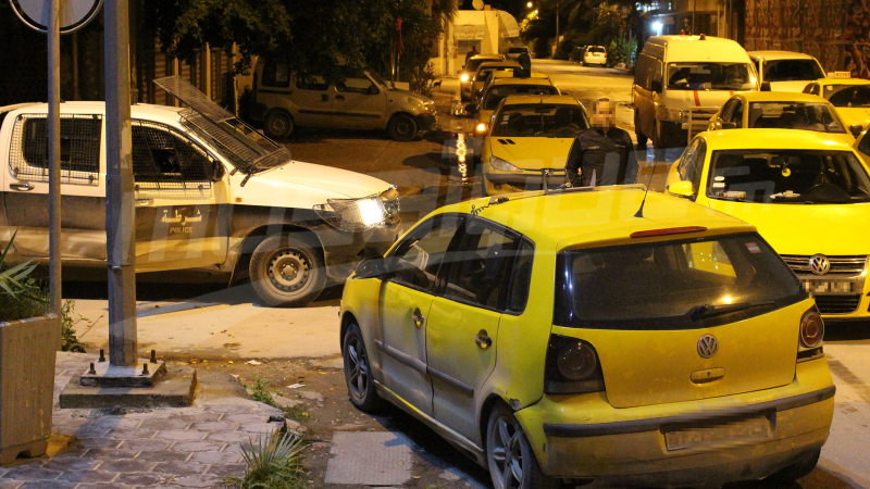 تطاوين: نقل اعوان الصحة و الأمن والجيش مجاناً