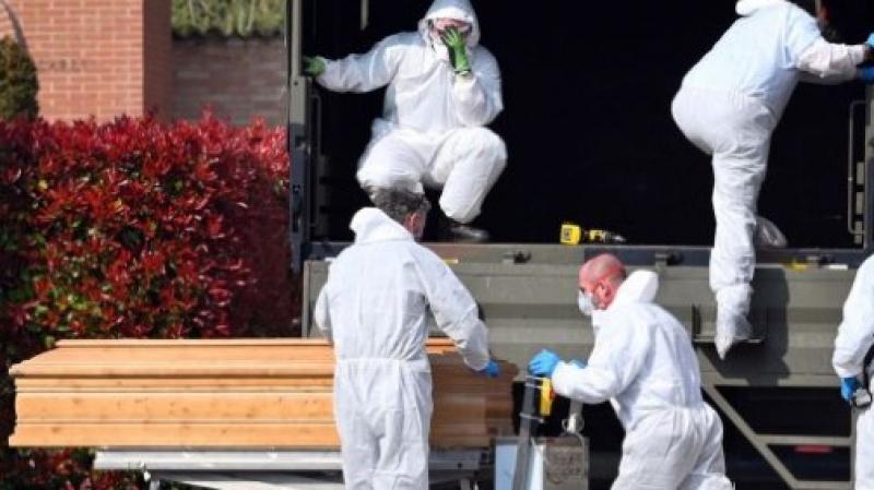 إيطاليا: عدد الوفايات يتجاوز ال 10 آلاف