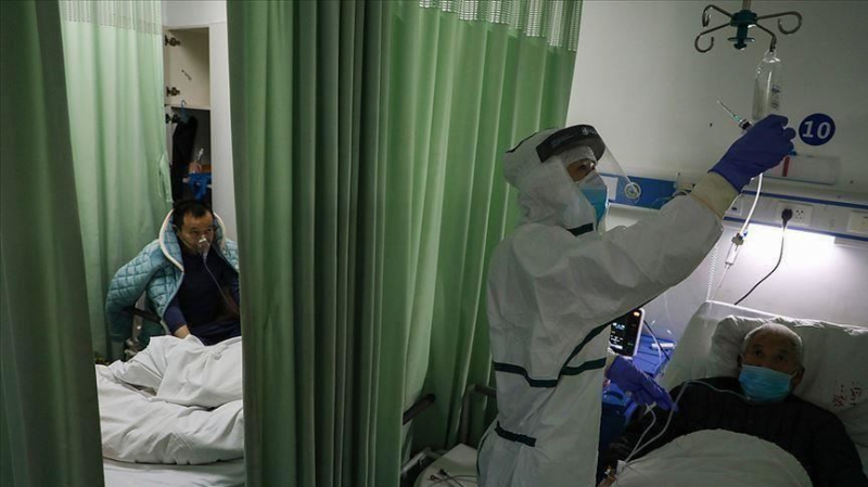 قفصة: تركيز خيمة صحية في مدخل المستشفى
