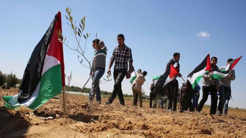 الذكرى الـ 44 ليوم الأرض: فلسطين تتحدى الإستعمار... والكورونا