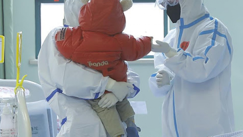 بنزرت: طفل الـ3 سنوات المصاب بكورونا حالته مطمئِنة