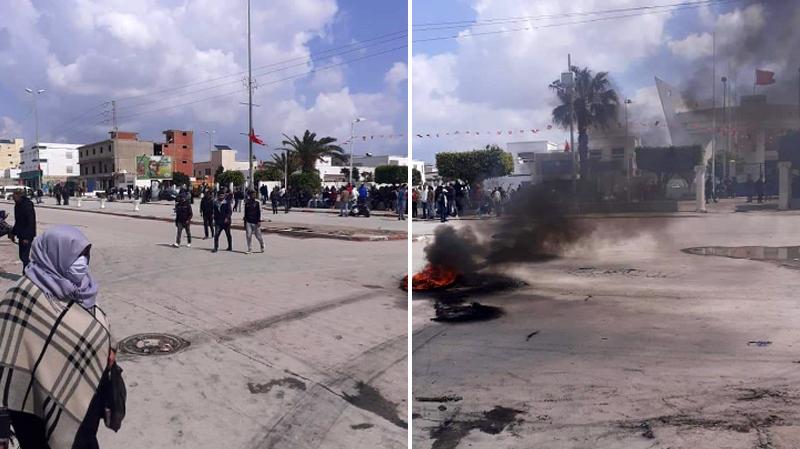 احتقان في حي التضامن في انتظار اجراءات ولاية أريانة