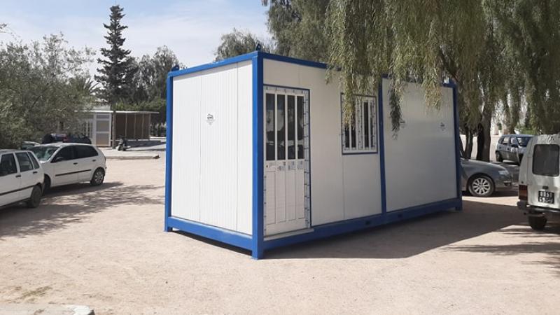جربة: غرف عزل بمستشفى الصادق المقدم للمشتبه بإصابتهم بكورونا