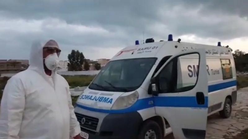 مستشفى مامي: وفاة مسنّة مصابة بفيروس كورونا