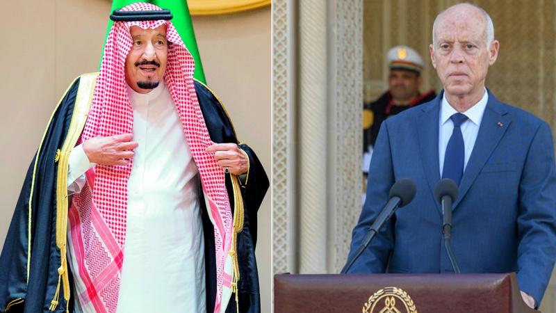 وباء كورونا: سعيّد يهاتف العاهل السعودي