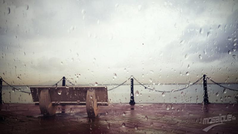 اليوم: أمطار غزيرة مع إمكانية تساقط البرد