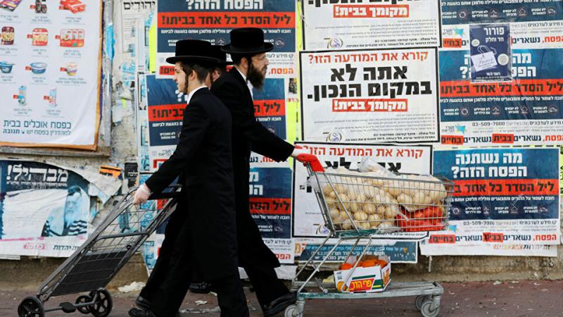 إسرائيل تعزل بلدة لليهود المتشددين تفشى فيها فيروس كورونا