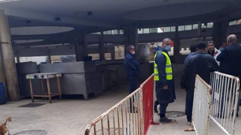 اعادة فتح سوق الأسماك بالتفصيل بباب الجبليبداية من يوم غد