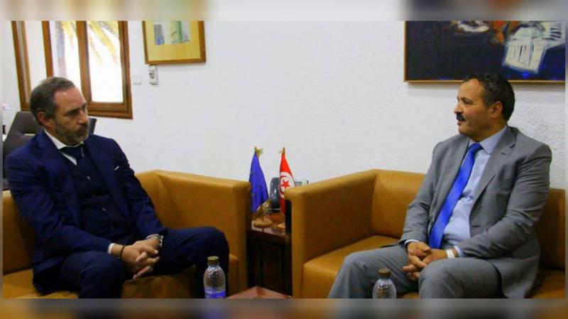 بيرغاميني يؤكد استعداد الاتحاد الأوروبي لمواصلة دعم تونس