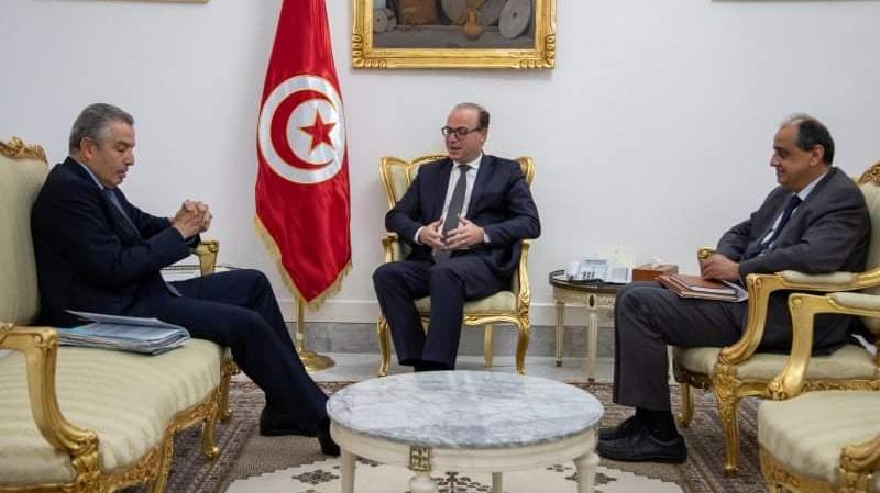 رئيس الحكومة يلتقي رئيس 'كونكت'