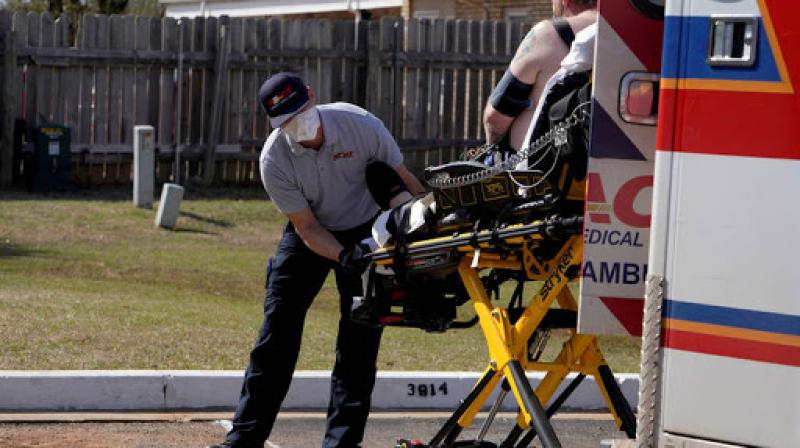 كورونا: أمريكا تسجّل عددا قياسيا في عدد الوفيات مجدّدا