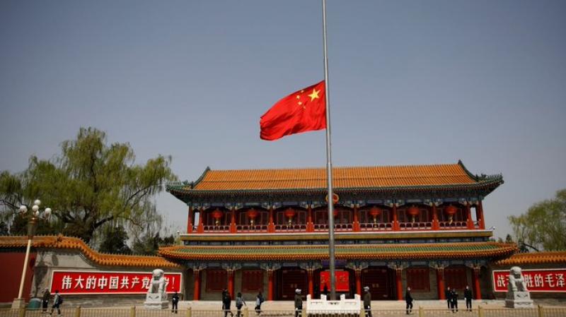 يوم حداد على ضحايا كورونافي الصّين
