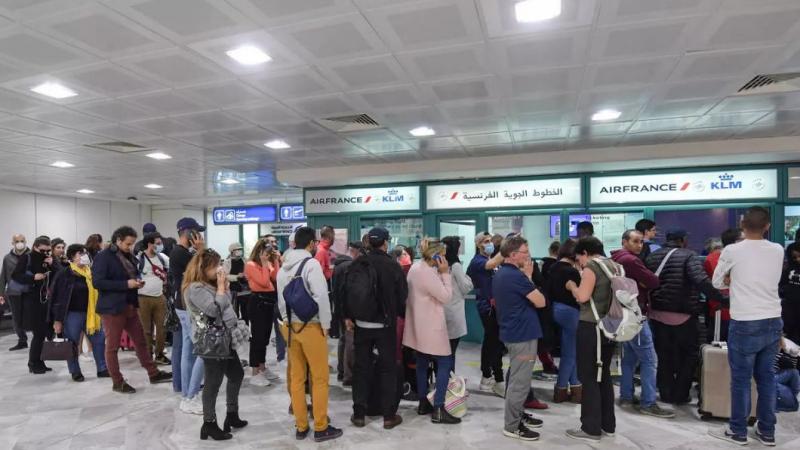 تواصل رحلات إجلاء التونسيين العالقين في الخارج