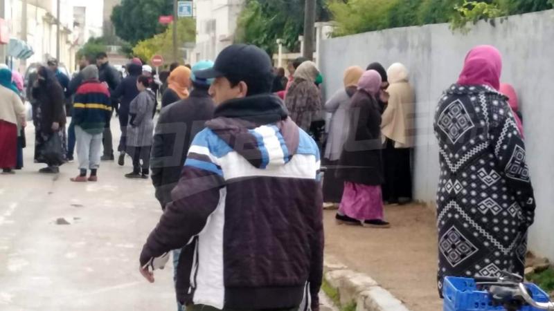 جندوبة:المجتمع المدني يطالب بخطة لتوزيع المساعدات
