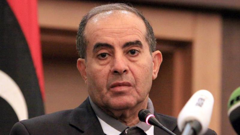 وفاة رئيس وزراء ليبيا السابق بكورونا